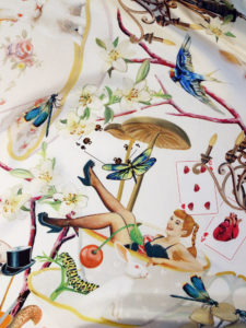 201603_FionaK_Silk_scarf_Alice_in_Wonderland_3