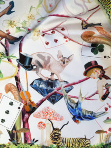 201603_FionaK_Silk_scarf_Alice_in_Wonderland_4