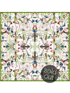 201603_FionaK_Silk_scarf_Alice_in_Wonderland_SOLDOUT